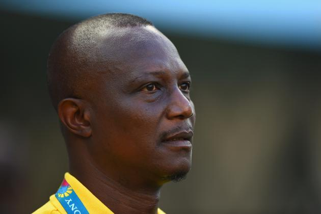 Kwesi Appiah will arrive in Ghana on Thursday