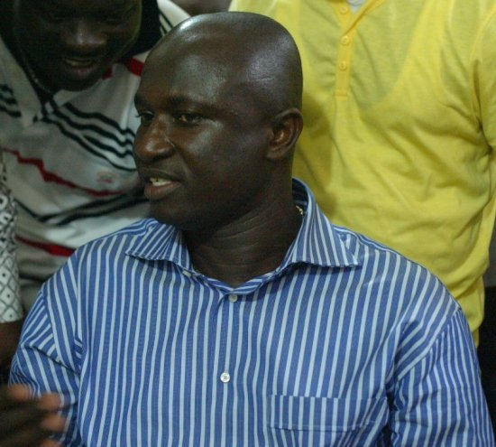 Moses Armah wants to buy young players