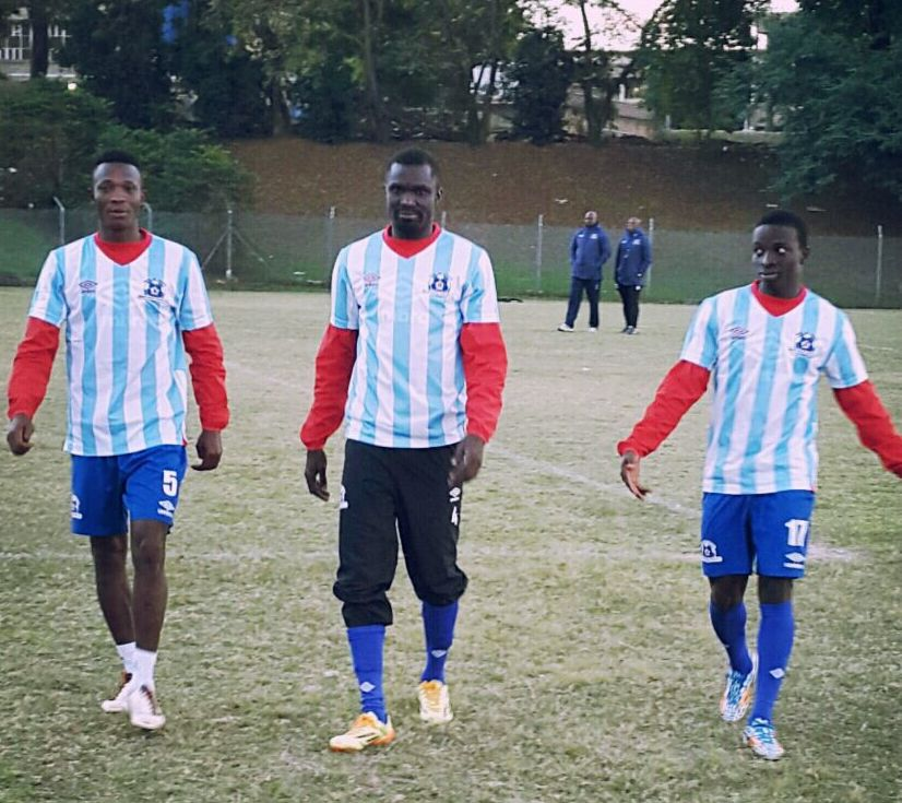EXCLUSIVE: New signing John Paintsil settling quickly at Maritzburg courtesy Ghanaian duo