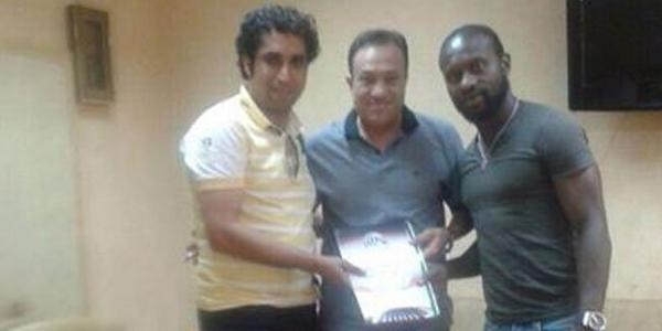 Ghanaian striker Ernest Papa Arko joins Egyptian Premier League Arab Contractors