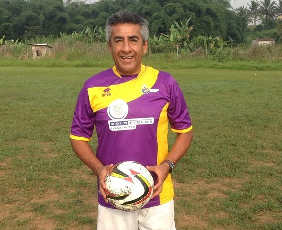 Medeama part ways with Peruvian coach Carlos Roberto Paulette