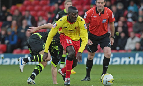 Ghanaian midfielder Prince Buaben has impressed coaches as he is undergoing a trial with Scottish Championship side Hearts as a free agent.