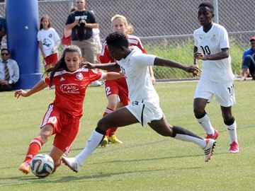 Black Princesses in action