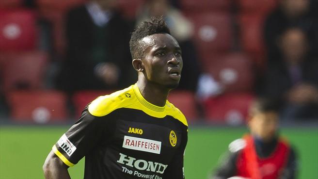 Samuel Afum set for Europa debut