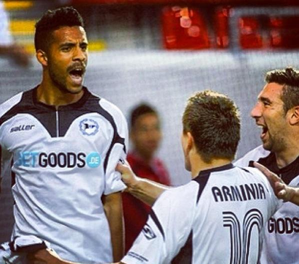 Marcel can score goals too