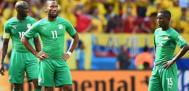 World Cup Feature: Two sides to every story - why African players shouldn't be blamed for pay disputes