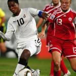 Black Princesses captain misses U20 Women's World Cup due to injury