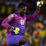 Al Merreikh submit bid to sign Ghana World Cup goalkeeper Stephen Adams