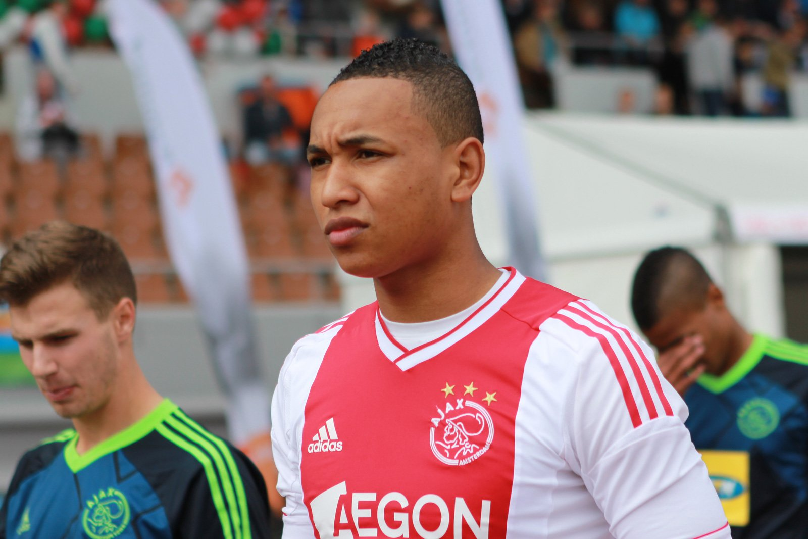 Youngster Kenny Tete in Ajax squad to face Real Sociedad