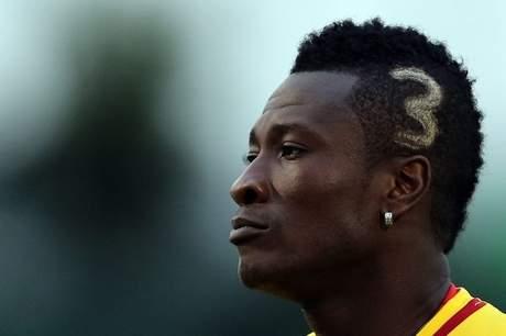Gyan has rejoined his club on their pre-season training