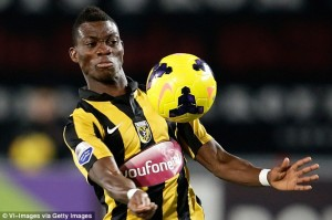 Options: Chelsea youngster Christian Atsu is a target for West Ham and Aston Villa