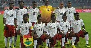 Ghana finished in the 25th position at the World Cup following the tournament ranking released by FIFA at the end of the competition on Brazil.