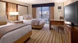Hyatt Regency Hotel, a five-star hotel in Miami described by Boateng as not up to standard