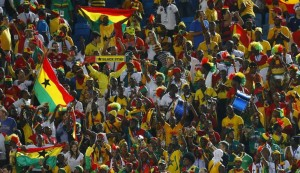 Ghana government asks Brazil to deport 200 Black Stars World Cup fans seeking asylum
