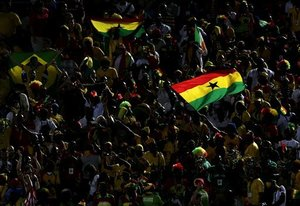 Hundreds of Ghanaians who entered Brazil as tourists to watch World Cup games have asked for asylum, police in southern Brazil said Thursday.