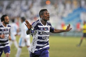 Asamoah Gyan becomes Ghana's highest ever paid footballer, to earn $60m by 2018