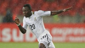 Ghana coach Kwasi Appiah has defended his decision to play midfielder Kwadwo Asamoah at the left back position for the Black Stars at the Brazil 2014 World Cup.