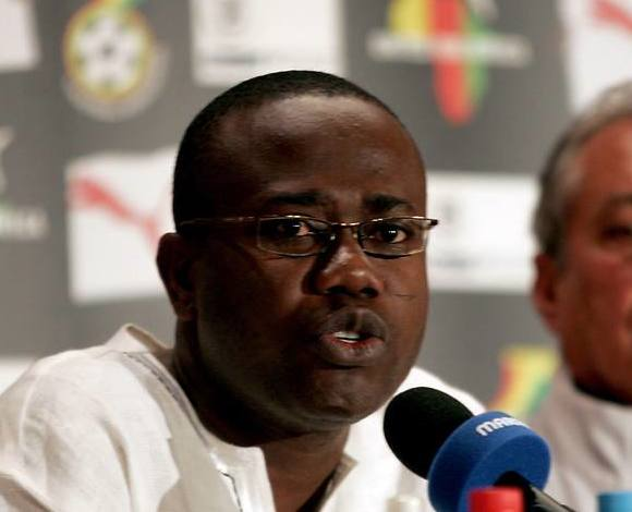 Ghana Football Association president Kwesi Nyantakyi defends decision not to sack Kwesi Appiah