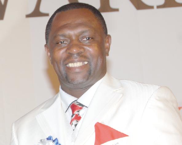 Asante Kotoko acting General Manager Opoku Nti.
