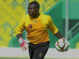 Goalkeeper Owu wants to return to the Black Stars