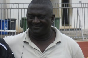 Hearts operation manager Sabahn Quaye believes 'any idiot' can coach the Phobians