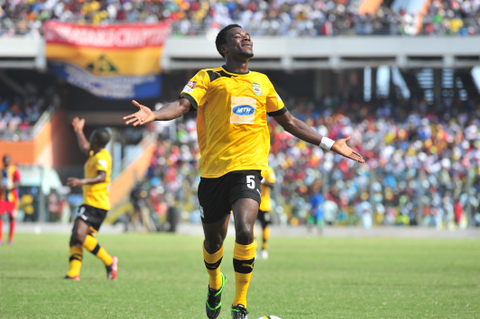 Abeiku Ainooson wants to win the Champions League