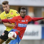 VIDEO: Watch David Accam's sublime brace for Helsingborg