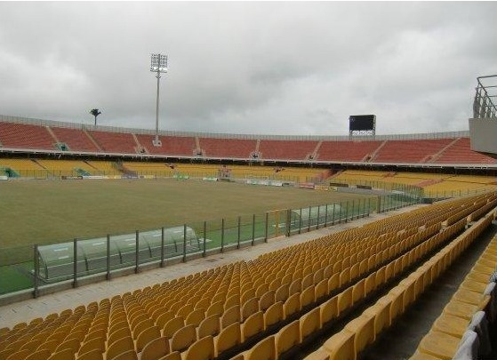 Accra Sports Stadium facilities not in top shape