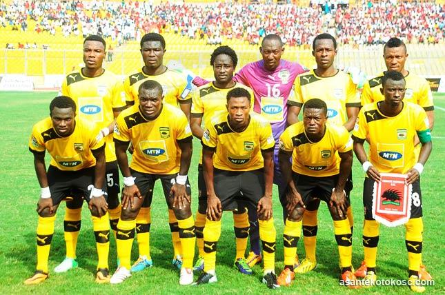 Asante Kotoko eye international friendly against an unnamed Spanish top flight side