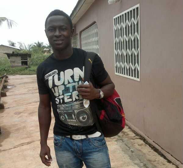 AshGold captain Daniel Asamoah has confirmed club exit