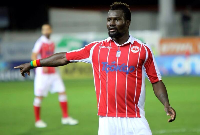 Aziz Tetteh impressed for Platanias in pre-season win