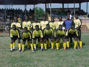 Promoted BA United draw with African United in final DOL playoffs match