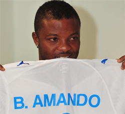 Berekum Chelsea's signing of Baba Amando was a spectacular failure