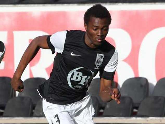 Ghanaian teenager Bernard Mensah bags brace for Vitoria Guimaraes in Portuguese top-flight