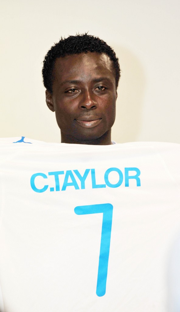 Charles Taylor wants to play for Kotoko or Hearts