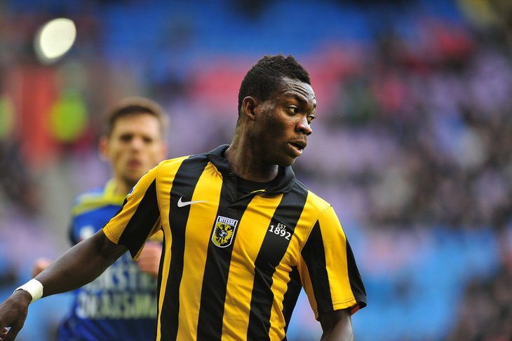 Christian Atsu might not join Everton