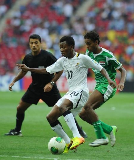 Clifford Aboagye likely to miss Gabon clash