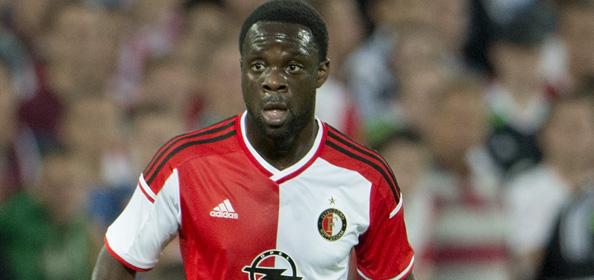 Danger-man Elvis Manu wants Feyenoord in Europa League