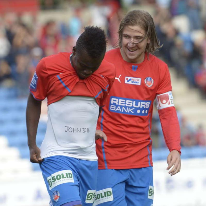 Ghana attacker Accam delighted after Helsingborg IF ended winless run in Sweden