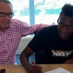 DONE DEAL: Ghana defender David Addy seals two-year contract with Belgian club Waasland-Beveren