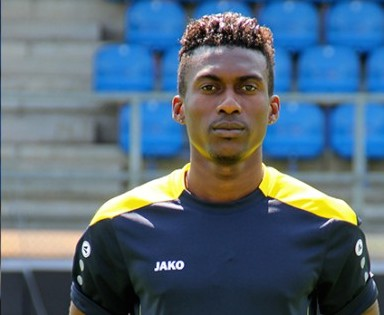 David Addy has been unveiled by Belgian side Waasland Beveren.