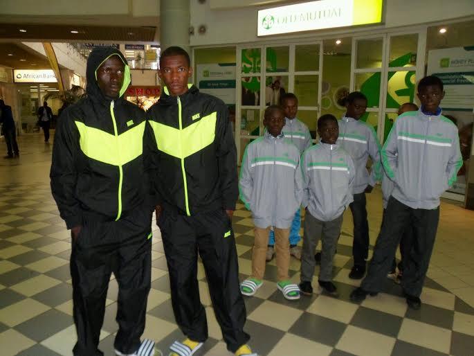 Decent Soccer Academy players