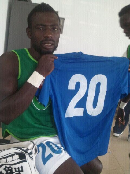 Emmanuel Akuoku will stay with Aduana Stars next season
