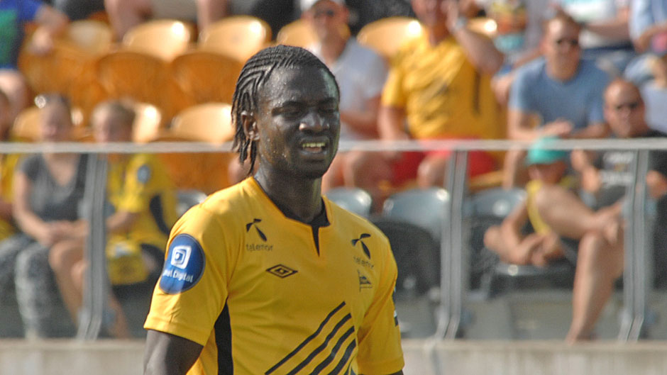 Ernest Asante scored for IK Start in Norway
