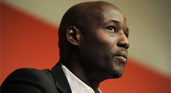 Ex Ghana defender Anthony Baffoe