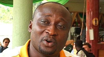 Exx Ghana striker Tony Yeboah