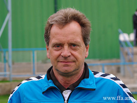 Flemming Serritslev is among the four coaches shortlisted by the Black Stars