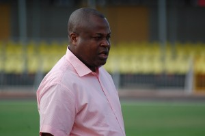 Olympics boss Fred Pappoe