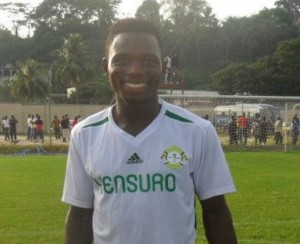 South African side SuperSport deny interest in Hasaacas' striker Quayson