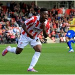 Ghanaian teen sensation Koby Arthur scores to lift Cheltenham Town in English fourth-tier